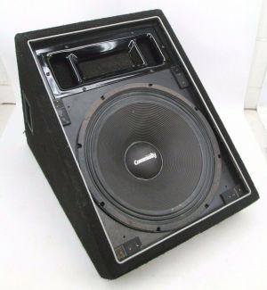 Community CS-38M Loudspeaker Monitor Wedge Speaker