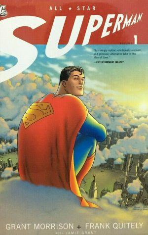 DC Comics All Star Superman Volume 1 by Grant Morrison