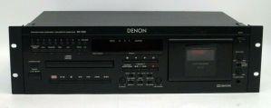 Denon DN-T620 Precision Audio Component CD Cassette Combi-Deck