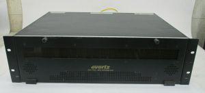 EVERTZ 7700FR-C 7705CWDM 7707VR-2 7707VT53-2 7707VT55-2 HD 7707DT59-F2