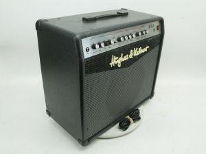 "Hughes & Kettner ATTAX 80 2-Channel 100-Watt 1×12"" Solid State Guitar Combo"