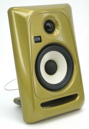 KRK Rokit 5 Studio Monitor FR5KD 50105 4 OHM Woofer Speaker Face Plate + Tweeter