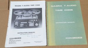 NAGRA T Audio Instruction Manual English
