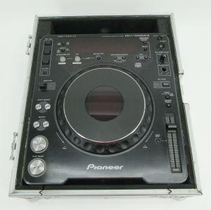 Pioneer CDJ-1000 MK2 CD Professional DJ Digital Turntable + Road Case