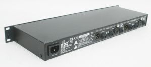 Rack Mount DBX 166XL Compressor / Limiter / Gate 166 XL #1009