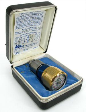 Waters Torque Watch Gauge 651X-2 0.1-2.4 OZ IN Mid Range Jacobs Chuck