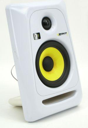 KRK Rokit 5 Studio Monitor FR5KC 4 OHM Woofer Speaker Face Plate RP5G3 + Tweeter