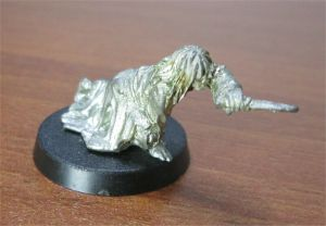 Lord of The Rings LOTR Worm Wormtongue Games Workshop Metal Figurine