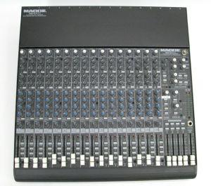 Mackie 1604 VLZ PRO 16-Channel Mic/Line Mixer