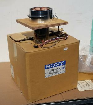 "NOS Sony 1"" NTSC Video Tape Recorder Machine Head DMH-36A-R"
