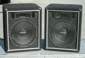PAIR of COMMUNITY CSX25 Passive Speakers CSX 25