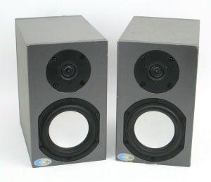 Pair of Blue Sky SAT 5 Bi-amplified Active Monitor Speakers