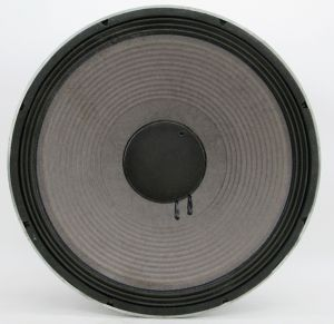 "SINGLE JBL 2226H 15"" Inch Woofer Speaker 8 OHM Professional Series 2226-H #1237"