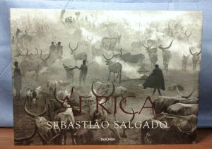 Sealed TASCHEN BOOKS Sebastiao Salgado AFRICA Hardcover Photo Coffee Table Book