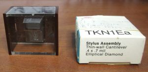 Signet Division TKN1Ea Stylus Needle Assembly Elliptical Diamond