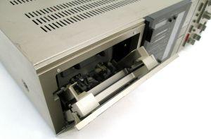 Vintage Pioneer CT-9R Stereo Cassette Tape Deck