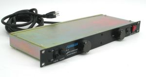 1U Rack Mountable Furman PL-8 8-Port Power Conditioner & Light Module PL8