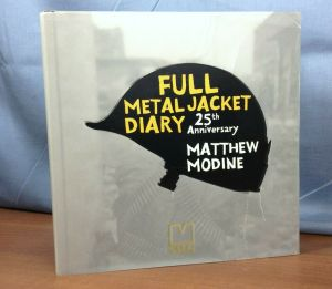 Matthew Modine Full Metal Jacket Diary 25th Anniversary RARE Rome Film Festival