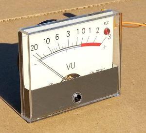 Otari Reel to Reel VU Meter ME11012