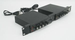 Rack Mount DUAL Vesta Fire MNT-10 Noise Gate Signal Processors