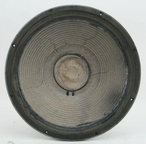 """Single – Vintage JBL 2220B 15"""" inch Woofer 16-ohm Speaker – BASKET ONLY"""