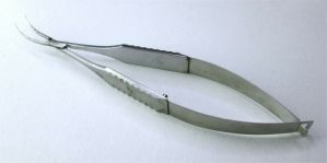 Sparta 14-795 Intraocular Lens Holding Forceps Eye Opthalmic Instrument Tool