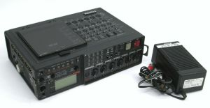 Fostex PD-6 Professional Portable 6-Ch DVD RAM Recorder / Mixer