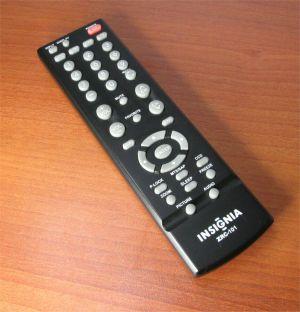 Insignia ZRC-101 Remote Control for NSLCD19 NSLCD32FS NSLCD37 NSLCD42