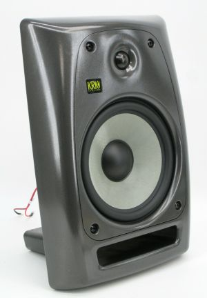 KRK Rokit 8 Studio Monitor LFK8C 4 OHM Woofer Speaker Face Plate Part + Tweeter