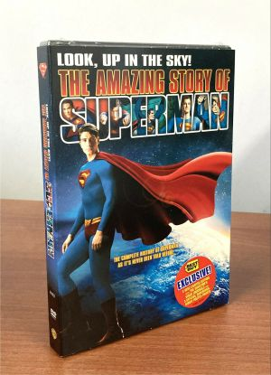 Look Up in the Sky Amazing Story of Superman DVD 2006