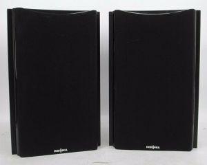 Pair of Insignia NS-B2111 2-Way Bookshelf Speaker 120W 8 OHM