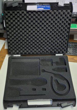 Sennheiser wireless microphone hard case evolution G2 1/3/500 Series CC2-EW