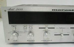 VINTAGE MARANTZ 2440 Quadradial 4 Adaptor Amplifier