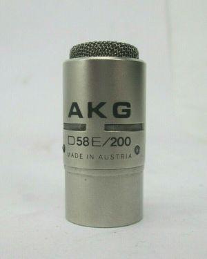 AKG D58E/200 MICROPHONE CAPSULE