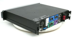 Crown I-TECH Series I-T4000 IT4000 2-Ch Power Amplifier 1250-W/CH @ 8-OHM #1827