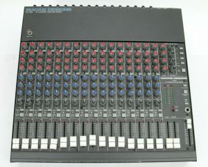 Mackie CR-1604 16-Channel MIC/Line Mixer w/ XLR-10 Optional Mic Input Expander