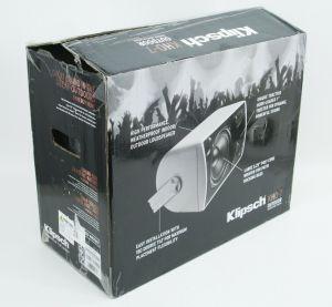 New PAIR of Klipsch KHO-7 Synergy Series 2-Way Indoor/Outdoor Speaker Monitors