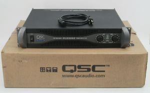QSC PLX3002 2-CH Power Amplifier 550-W/CH @ 8-OHMS PLX-3002