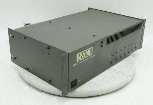 Rack Mount Rane MA-6 Professional Milti 5-Channel Amplifier