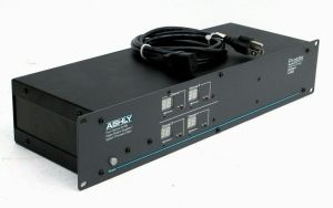 Ashly Protea System II 4.24 GS 4-Channel 24 Bit Digital Graphic Equalizer