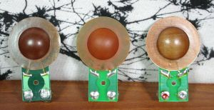 Lot of 3 Diaphragm Replacements for Foster Type Drivers