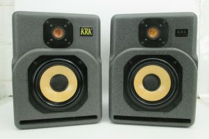 PAIR of KRK 7000B Passive Studio Monitors 2-Way Speakers