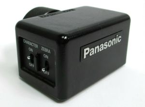 Panasonic AG-YA800 Interface Adapter for AG-DP800 /H/HXL Camcorder