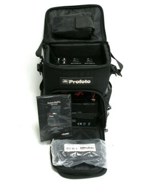 Profoto BAT PAC 120V BatPac Battery Backpack for D1 Acute2 ComPact – NEW BATTERY