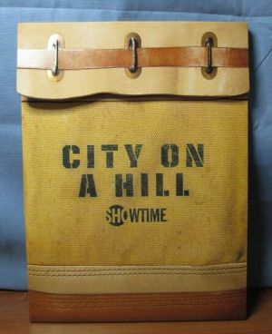 Showtime City On A Hill DVD + Press Promotional Kit First 3 Episodes of Season 1