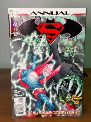 Superman & Batman Annual Action Comics Issue #2 (2006-) by Joe Kelly
