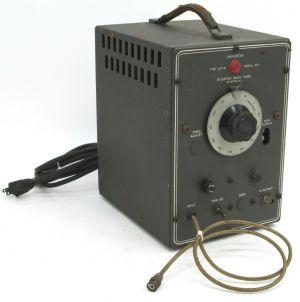 Vintage Boonton Radio Corp 207-B Univerter