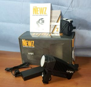 Zylight Newz Adjustable On-Camera Bi-Color Top LED Light