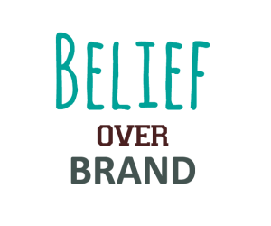 belief-over-brand