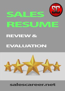 Sales Resume Review Service